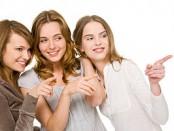 Flirt-Tipps für Frauen und Mädchen