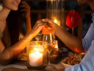Romantischer Abend zu zweit